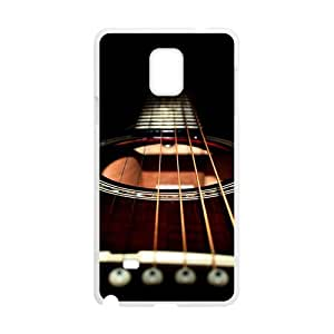 Guitar Brand New And Custom Hard Case Cover Protector For Samsung Galaxy Note4