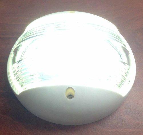 Marine Vertikale Halterung weiß Impressum LED Funktionslicht 2 Nm durch pactrademarine