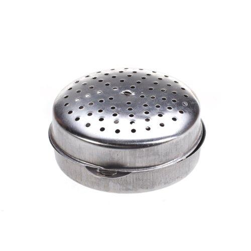 Metal Moxa Roll Burner Case for DIY Moxibustion Box by Generic