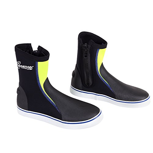 Seavenger Atlantis Dive Booties | Neoprene Water...