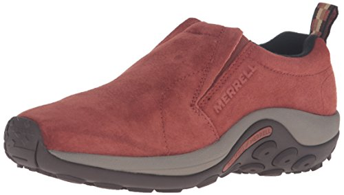 Merrell Women's Jungle Moc Slip-On Shoe, Sequoia, 7.5 M US