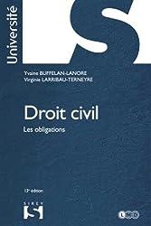 Droit civil. Les obligations - 13e éd.: Université