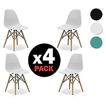 Descuentos en Sillas Due-home - Packs 4 sillas