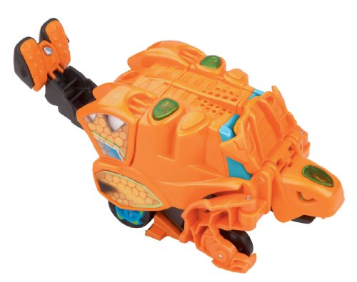 VTech Switch & Go Dinos Turbo Fray The Ankylosaurus