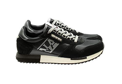Baskets 9svirtus01Mes N0yjqn041 Chaussures Napapijri Black FKTlJcu351