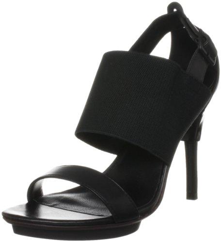 United Nude Cup Buckle - Sandalias de vestir para mujer Negro (Schwarz (Black))