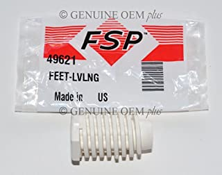 PART # 49621 OR AP4295805 GENUINE FACTORY OEM ORIGINAL CLOTHES DRYER LEVELING FOOT FOR WHIRLPOOL, KENMORE, ROPER, SEARS AND MAYTAG (B00FIXZ2RA) | Amazon Products