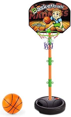 バスケットボールは、屋内子供が少年バスケットボールフレームラックバスケットボールを持ち上げることができる3-6歳は屋内撮影のおもちゃ赤ちゃんを注入することができるラック
