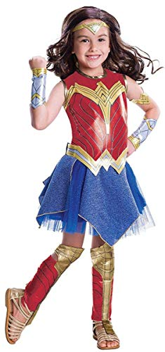 (Wonder Woman Movie Child's Deluxe Costume,)