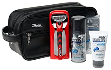 Gillette 2940 Mach3 Turbo Champion Gift Set