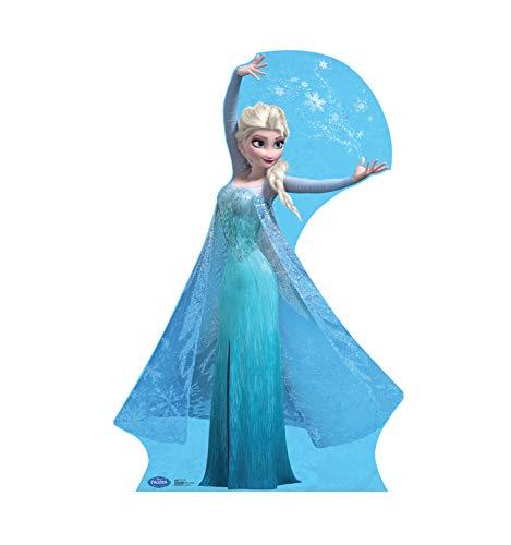 (Advanced Graphics Snow Queen Elsa Life Size Cardboard Cutout Standup - Disney's Frozen (2013)