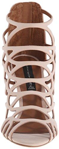 Steven by Steve Madden Tana vestido sandalias de la mujer Color piel (nude)