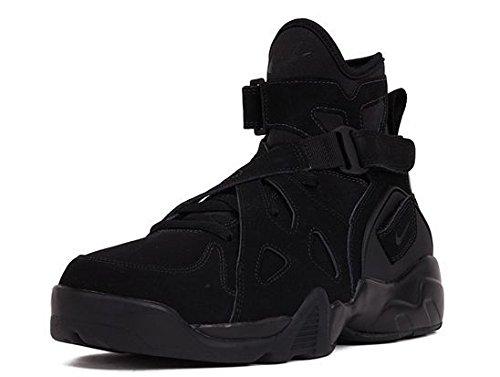 ナイキ(NIKE) Air Unlimited Triple Black メンズ 889013-002 バスケットボール [並行輸入品] B06WGP2KJ1 29.5 cm