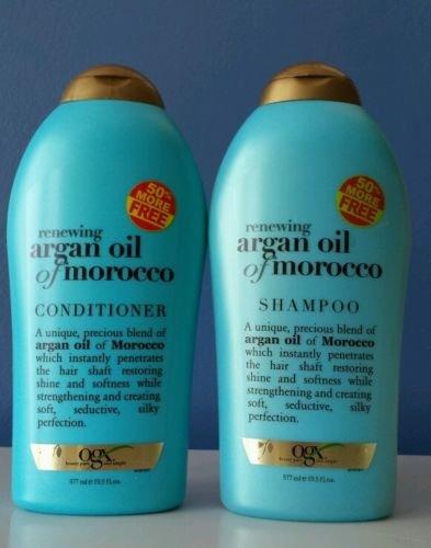 OGX Organix Argan Oil of Morocco Shampoo 19 5oz