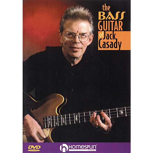 - The Bass Guitar of Jack Casady (DVD) Pack of 2