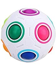 Magic color ball Creative children's puzzle toys stress relief magic cube