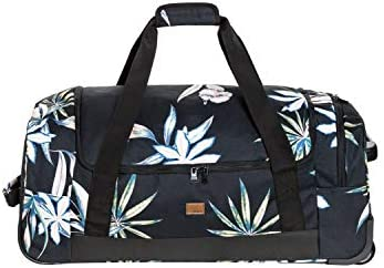 Roxy Women s Distance Across Wheeled Duffle Bag