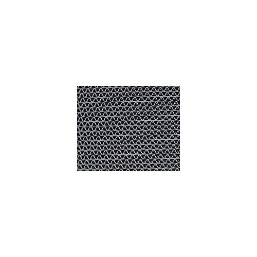 (3M Nomad Z-Web Medium Traffic Scraper Matting 6250, Gray, 4' x 6')