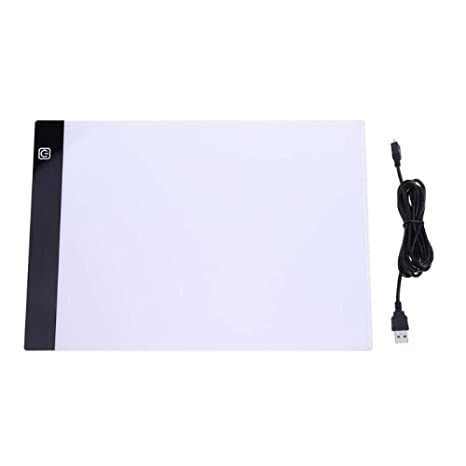 Mesa De Luz De Dibujo Tabletas Digitales A4 A4 Led Artista Gráfico ...