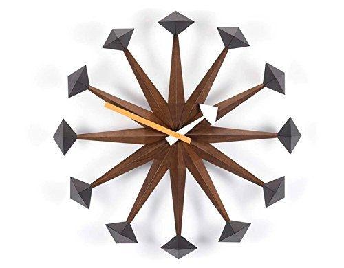 Vitra Polygon Clock by George Nelson
