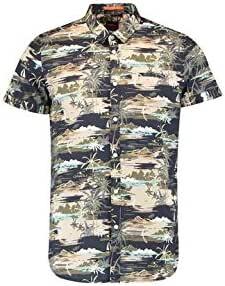 ONEILL LM Angora S/Slv Shirt - Camisa Manga Corta Hombre: Amazon.es: Deportes y aire libre
