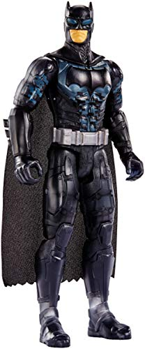 DC Justice League Stealth Suit Batman Figure ()