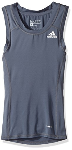 adidas Men's Training Techfit Compression Tank Top