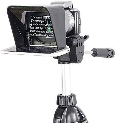 The Padcaster Parrot Teleprompter Kit, Portable Teleprompter for iPhon