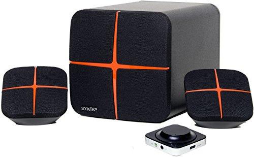 Sykik Sound i 2.1 Multimedia Wireless Bluetooth speaker syst