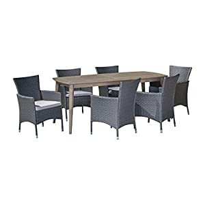41DZ5yUESTL._SS300_ Wicker Dining Tables & Wicker Patio Dining Sets