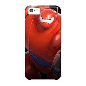 Great Hard Phone Covers For Iphone 5c (SNT18640OtBj) Custom Nice Big Hero 6 Skin