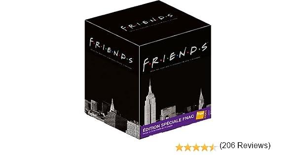 Friends - Coffret intégral des Saisons 1 à 10 - Edition Spéciale Fnac: Amazon.es: Cine y Series TV