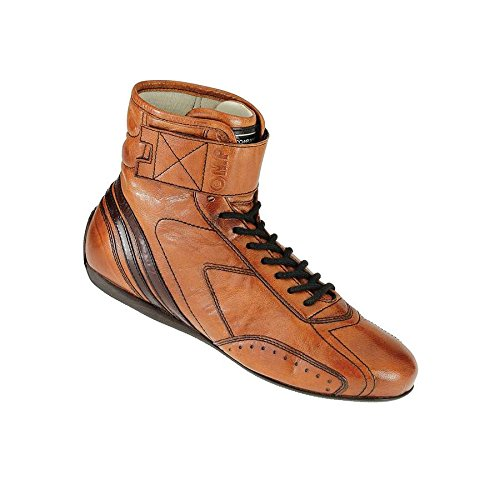 IC//78201543 Carrera Shoes, Brown, Size 43 OMP