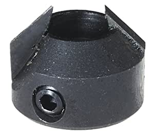 Freud 7015R 18-Millimeter Outside Diameter by 9-Millimeter Inside Diameter Right Turn Carbide Tipped Counter Sink for Spindle Boring Machine Bit