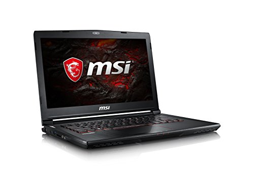 "MSI GS43VR Phantom Pro-069 14"" Ultra Portable Gaming Laptop Intel Core i7-7700HQ GTX 1060 16GB 128GB SSD + 1TB VR Ready"