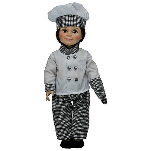 18 doll chef - 4