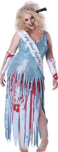 Gorgeous Costume Drop Dead (Drop Dead Gorgeous Plus Size Adult Costume - Plus Size)