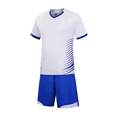 Huicai Traje Corto de fútbol de Verano Conjunto de Traje de ...