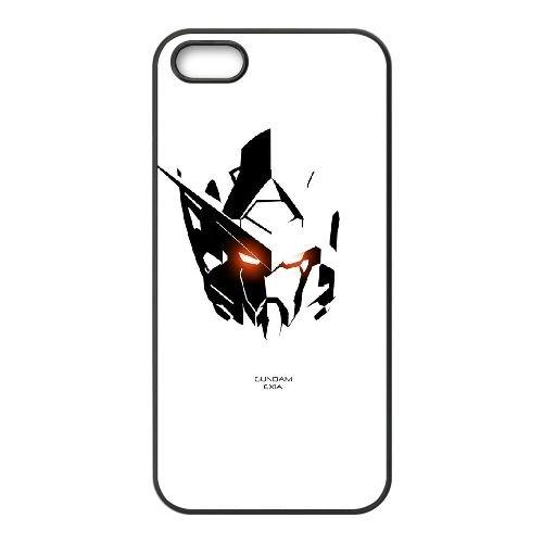 Gundam Exia Ombre MV52IM8 coque iPhone 4 4s cellulaire cas de téléphone coque M0PV8O4BA