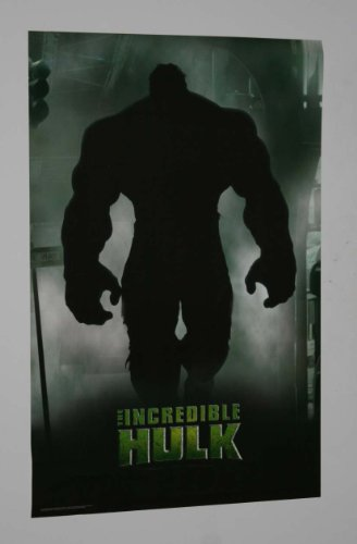 Hulk Peel - RoomMates Incredible Hulk Peel & Stick Wall Art Poster 24