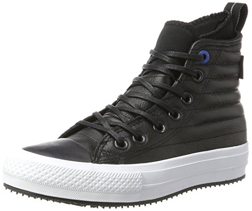 Converse Men's Chuck Taylor All Star Wp Boot Sneakers Black in Size US 10