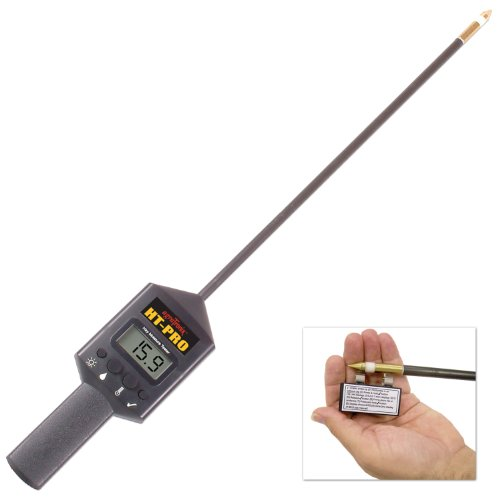 AgraTronix 07120, HT-PRO Hay Moisture Tester with 20 Probe