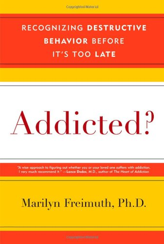 Marilyn Freimuth, PhD Publication