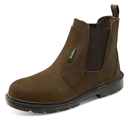 Click S3 PUR Dealer Boot Brown - Size 44/10