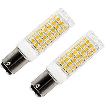 Ba15d Led Light Bulb Dimmable 8 5w 75w 100w Halogen Bulbs