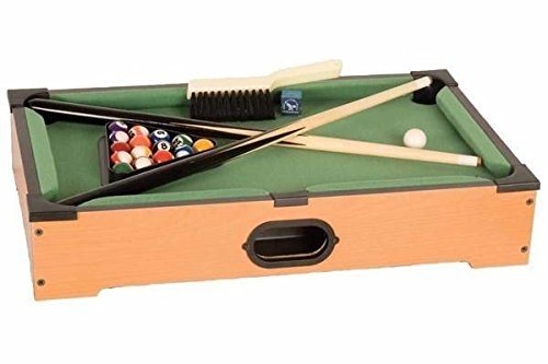 CHH 21″ Mini Pool Tabletop Game Set