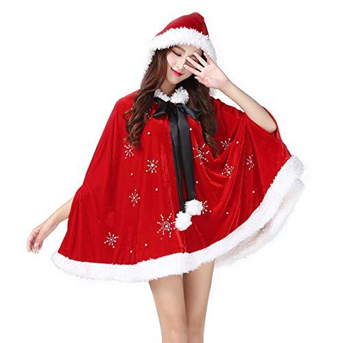57bfc21b8d951 DUTTO クリスマス サンタ コスプレ 衣装 レディース サンタクロース 仮装 サンタコス セクシー 可愛い コスチューム セット ワンピース  パーティー 大人