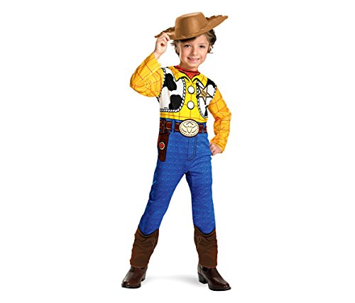 Costumes For All Occasions Dg5231L Toy Story Woody Std 4 To (Woody Toy Story Costume Girl)