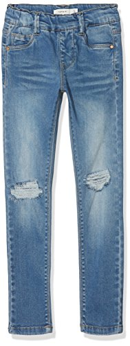 Blue Medium Blue IT Jeans NAME Medium Niñas Denim para Denim Azul Y48qwB8