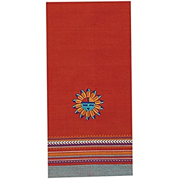 Kay Dee Designs F0618 Southwest Sun Embroidered Tea Towel Part 51